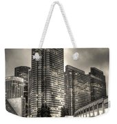 A Walk On The Embarcadero Waterfront Weekender Tote Bag