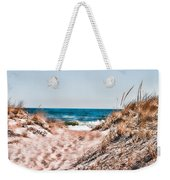 A Walk Out To The Water Weekender Tote Bag