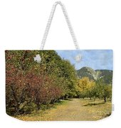 A Walk Through The Orchard Weekender Tote Bag