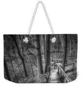 A Walk Through The Woods Weekender Tote Bag