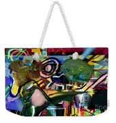 A Way To Bring The World To Tsheuvah 06 Weekender Tote Bag