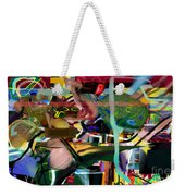A Way To Bring The World To Tsheuvah 08 Weekender Tote Bag
