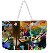 A Way To Bring The World To Tsheuvah 10 Weekender Tote Bag