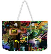 A Way To Bring The World To Tsheuvah 14 Weekender Tote Bag