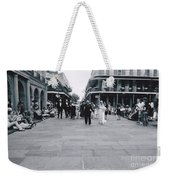 A Wedding In Jackson Square Weekender Tote Bag