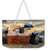 A Well Stocked Camp Weekender Tote Bag