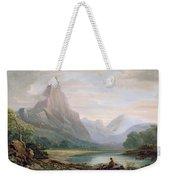A Welsh Valley, 1819 Weekender Tote Bag