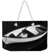 A White Rowboat Weekender Tote Bag