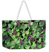 A Whole Lot Of Good Luck Weekender Tote Bag