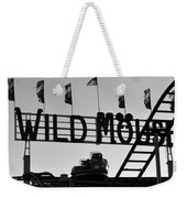 A Wild Ride Weekender Tote Bag