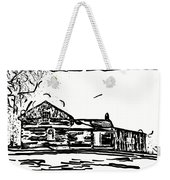 A Winter Dream 3 Weekender Tote Bag