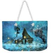 A Winter Fairytale Weekender Tote Bag