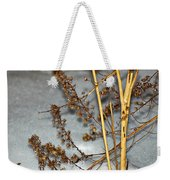 A Winter Tale  Weekender Tote Bag