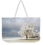 A Winter's Morning Weekender Tote Bag