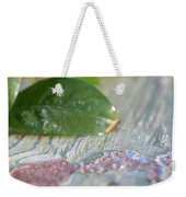 A Winter's Morning Light Weekender Tote Bag