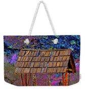 A Wishing Well Pop Art Weekender Tote Bag