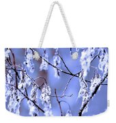 A Withered Branch Weekender Tote Bag by Tommytechno Sweden