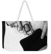 A Woman Scorned Weekender Tote Bag by Edward Fielding