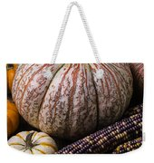A Wonderful Autumn Harvest Weekender Tote Bag