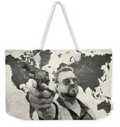 A World Of Pain B Weekender Tote Bag