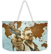 A World Of Pain Weekender Tote Bag by Filippo B