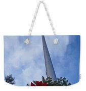 A Wreath For Our Heroes Weekender Tote Bag