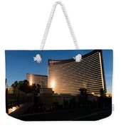A Wynn And Encore Sunset Weekender Tote Bag