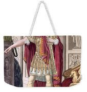 A Young Emperor In His Imperial Armour Weekender Tote Bag
