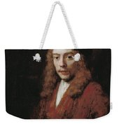 A Young Man Perhaps The Artist's Son Titus Weekender Tote Bag