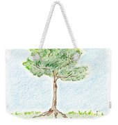 A Young Tree Weekender Tote Bag