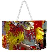 A Young Warrior Weekender Tote Bag