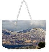 A1 Highway Croatia Velebit Mountain Road Weekender Tote Bag