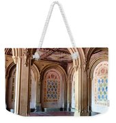Architecture In Central Park Weekender Tote Bag