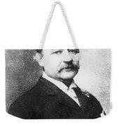 Aaron Montgomery Ward (1843-1913) Weekender Tote Bag