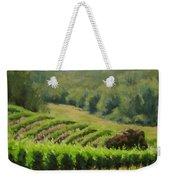 Abacela Vineyard Weekender Tote Bag