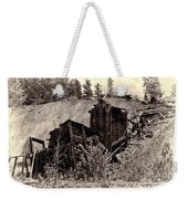 Abandon Montana Mine Weekender Tote Bag