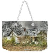 Abandoned And Forgotten Weekender Tote Bag