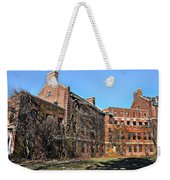 Abandoned Asylum Weekender Tote Bag by Bill Cannon