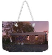 Abandoned Building In France Weekender Tote Bag