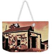 Abandoned Cape Breton House Weekender Tote Bag