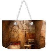 Abandoned - Eastern State Penitentiary - Life Sentence Weekender Tote Bag by Mike Savad