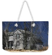 Abandoned Except For Ghosts Weekender Tote Bag