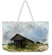 Abandoned Farm Home - Kansas Weekender Tote Bag