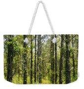 Abandoned Forest In Scott Arkansas Weekender Tote Bag
