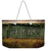 Abandoned Green Sugar Mill Building Dsc04353 Weekender Tote Bag