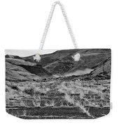 Abandoned Highway - Yakima County - Washington Weekender Tote Bag