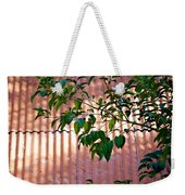 Abandoned Home Abstract Weekender Tote Bag