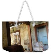 Abandoned Homestead Series Decay Weekender Tote Bag