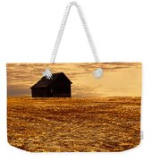 Abandoned Homestead Series Golden Sunset Weekender Tote Bag