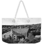 Abandoned House And Barn - Alstown - Washington - May 2013 Weekender Tote Bag